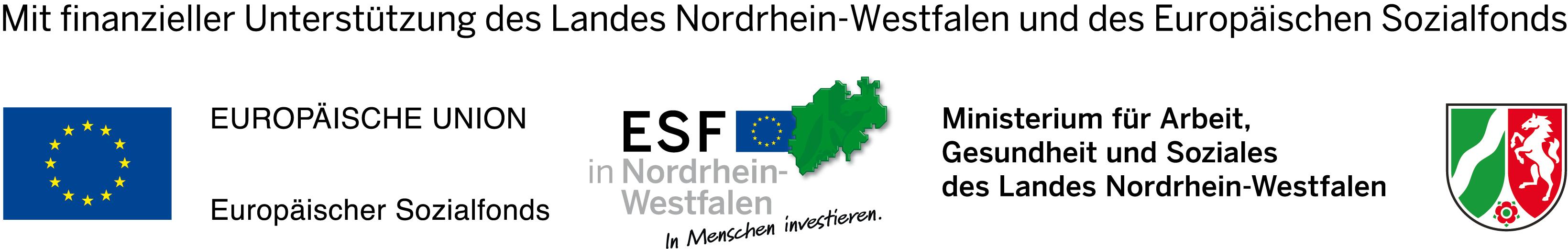ESF Förderung in NRW